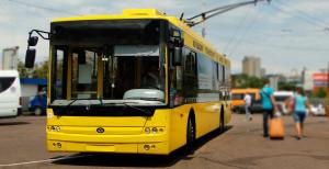 тролейбус троллейбус