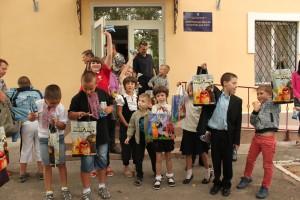 центральна бібліотека діти